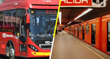 ¡Ojo! Estos son los horarios del Metro y Metrobús CDMX para el 24 y 25 de diciembre