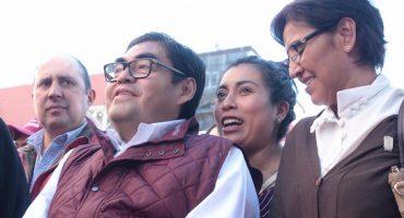 Miguel Barbosa repite y será candidato de Morena para la gubernatura de Puebla