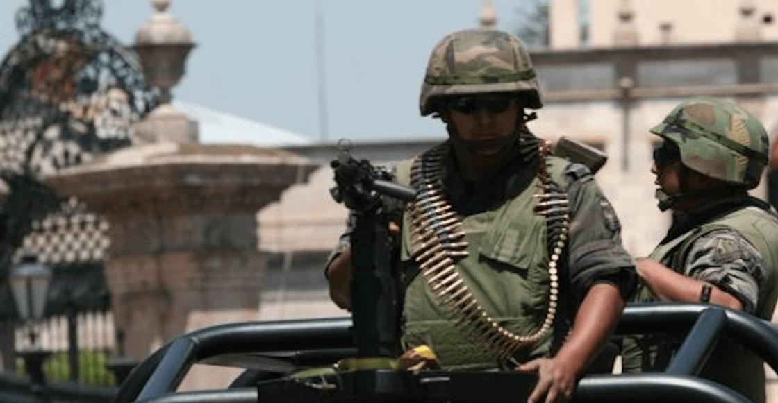 Acusan a militares de agredir dos mujeres en Nuevo Laredo, Tamaulipas