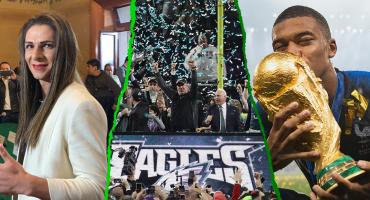 ¿Cuál fue el mejor? Los 5 momentos deportivos que marcaron el 2018