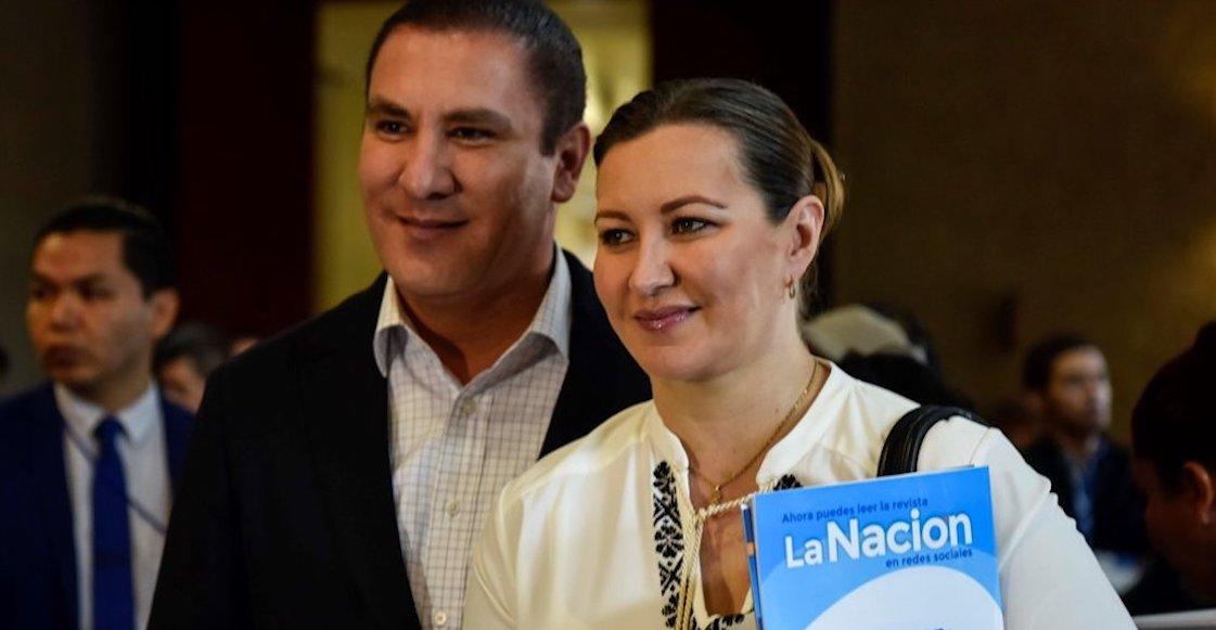 PAN confirman la muerte de la gobernadora de Puebla, Martha Erika Alonso