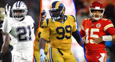 ¡Los mejores! NFL anunció a jugadores nominados al Pro Bowl