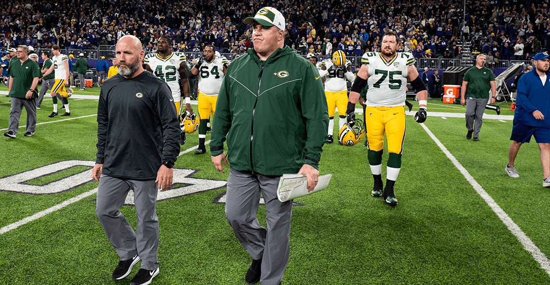 Los Packers despiden a Mike McCarthy