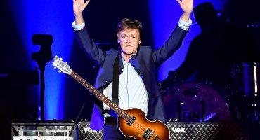 Y mientras Paul McCartney se reunió con Ringo Starr, que le asaltan su casa