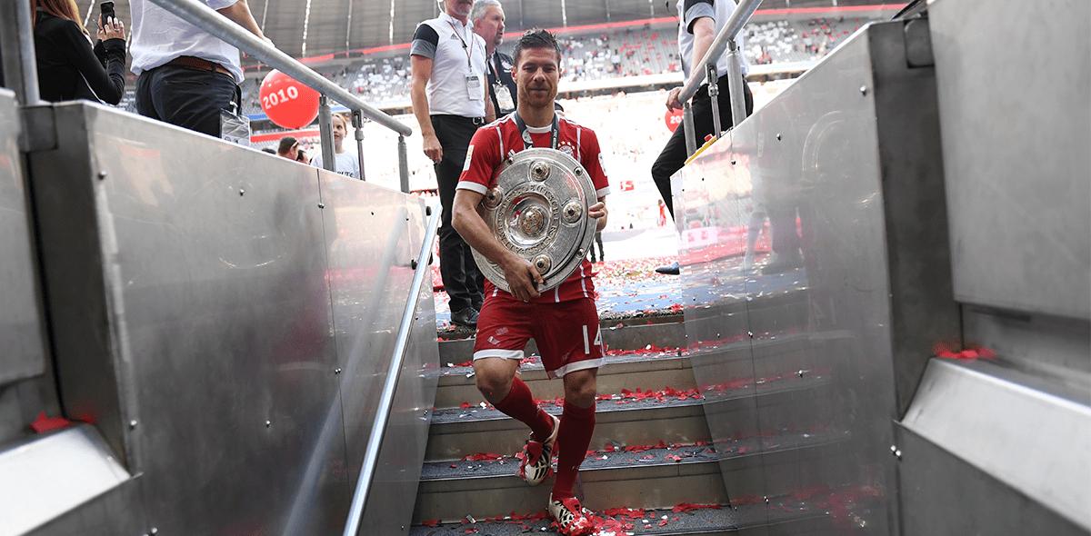 El próximo DT del Bayern Múnich sería... ¿Xabi Alonso?