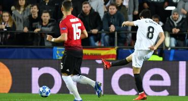 Valencia se despidió con triunfo; Olympique Lyon el último invitado