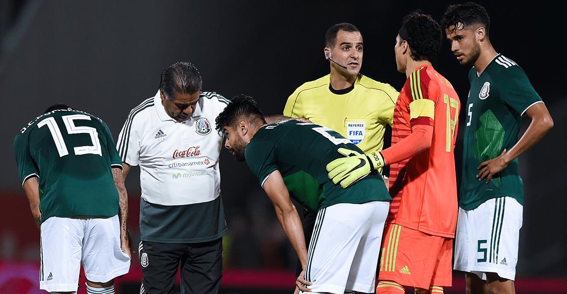 ¿Y el técnico? Selección Mexicana anunció primeros juegos para el 2019