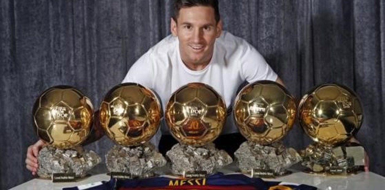 ¡Histórico! Griezmann, cuarto ganador del Balón de Oro en la época Messi - Cristiano