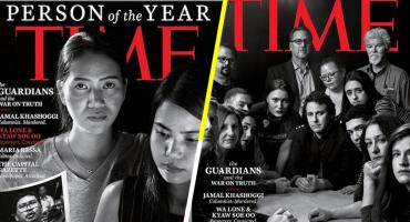 'Guardianes y la Guerra por la Verdad': Time nombra Persona del Año a periodistas asesinados y perseguidos