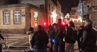 En Estrasburgo, Francia, un sujeto dispara cerca de un mercado navideño