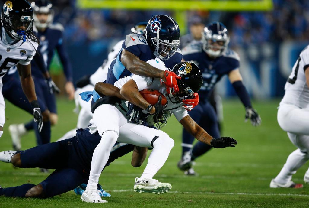 ¡La noche de Henry! 20 imágenes del triunfo de los Titans sobre los Jaguars