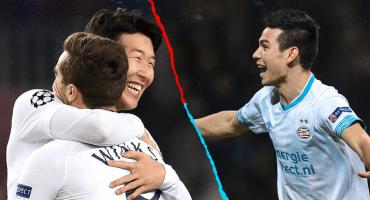 Tottenham y sus aficionados 'agradecen' al 'Chucky' Lozano