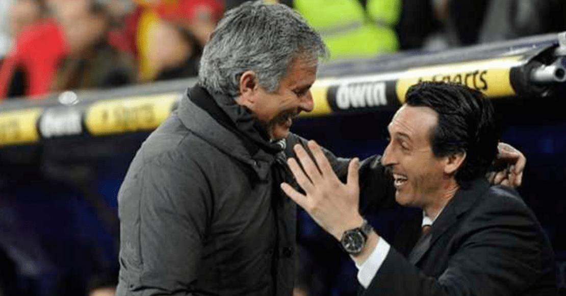 Manchester United vs Arsenal: Unai Emery busca vencer por primera vez a Mourinho