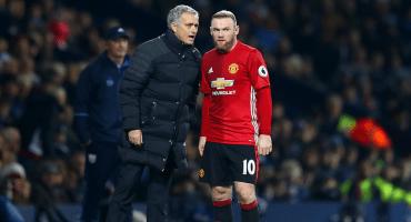 ¡Con todo! Wayne Rooney habló de Mourinho y el Manchester United