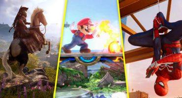 ¡Los 10 videojuegos del 2018 que definitivamente debiste jugar!