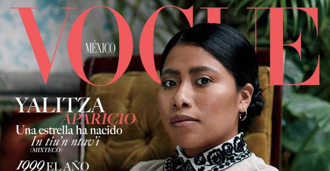 Lo disruptivo de Yalitza Aparicio en la portada de Vogue