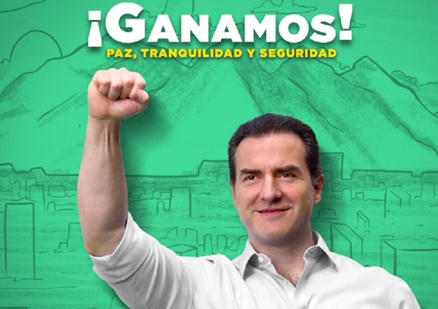 Adrián dela Garza, PRI