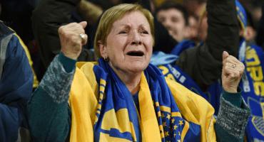 En imágenes: Así vivió la afición de Boca y River la Final de la Libertadores