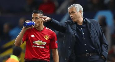 ¿Hubo apuesta entre Alexis Sánchez y Marcos Rojo por la salida de Mourinho?