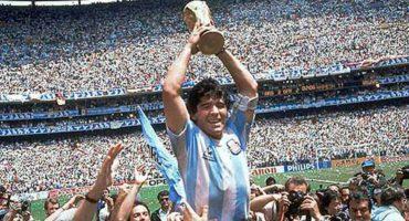 Amor por México 86, la razón de la llegada de Maradona a Dorados de Sinaloa