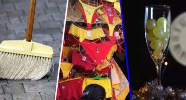 7 tradiciones mexicanas de Año Nuevo para que te vaya bien en 2019