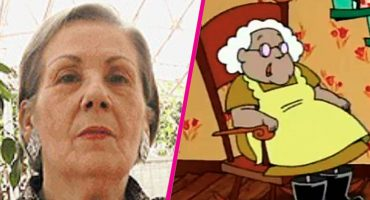 ¡NOOOO! Murió Ángeles Bravo, la voz de Muriel en