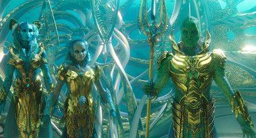 ¡Te llevamos a ver Aquaman antes de su estreno en México!