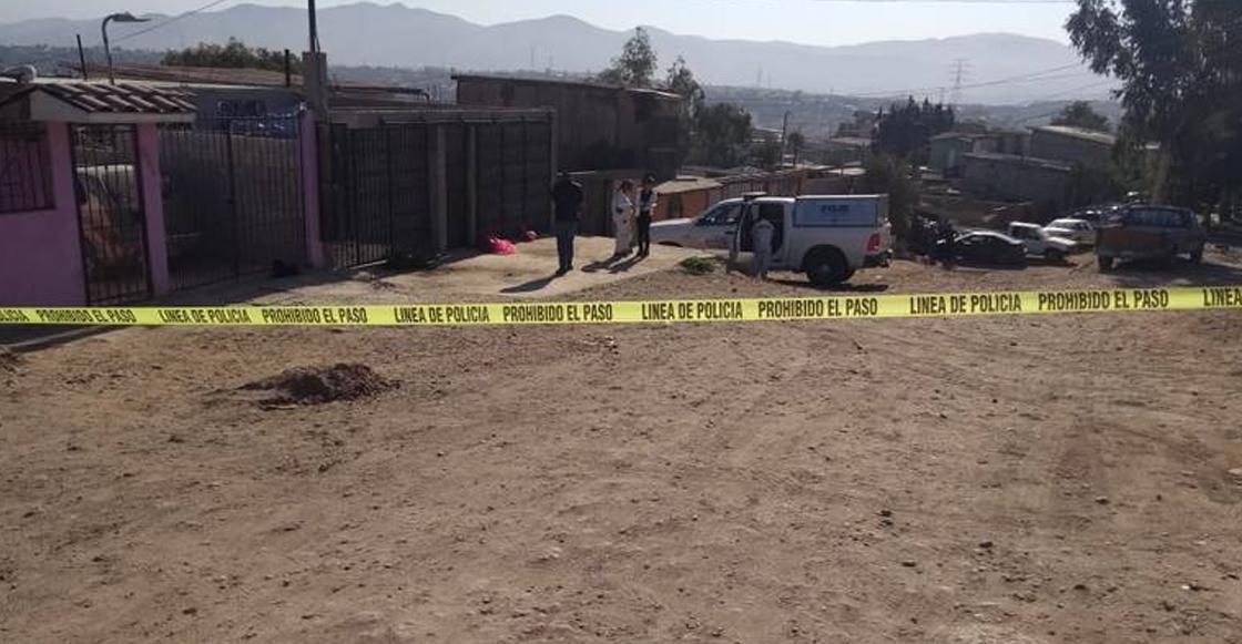 Asesinan a dos migrantes hondureños en Tijuana; pudo haber sido un asalto