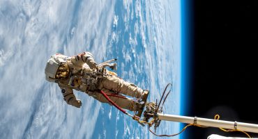Las mejores fotos del 2018 tomadas desde el espacio 🌎🚀
