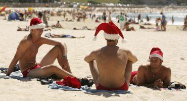 ¿Blanca Navidad? Australia tendrá una ola de calor y superará los 47ºC