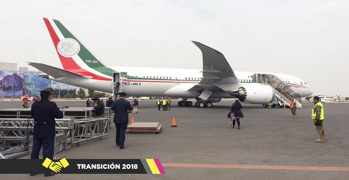 ¡Confirmado! El avión presidencial se venderá el próximo lunes: AMLO