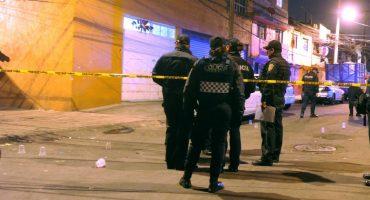 Balacera en una fiesta de Coyoacán deja dos muertos y cuatro heridos