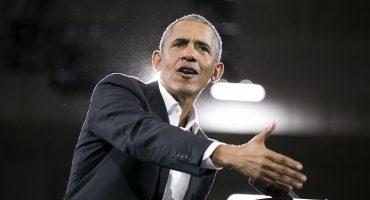 Por acá la lista de Barack Obama de sus canciones, películas y libros favoritos de 2018