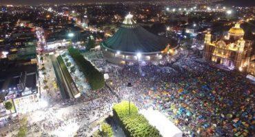 Se han levantado 483 toneladas de basura en la Basílica de Guadalupe