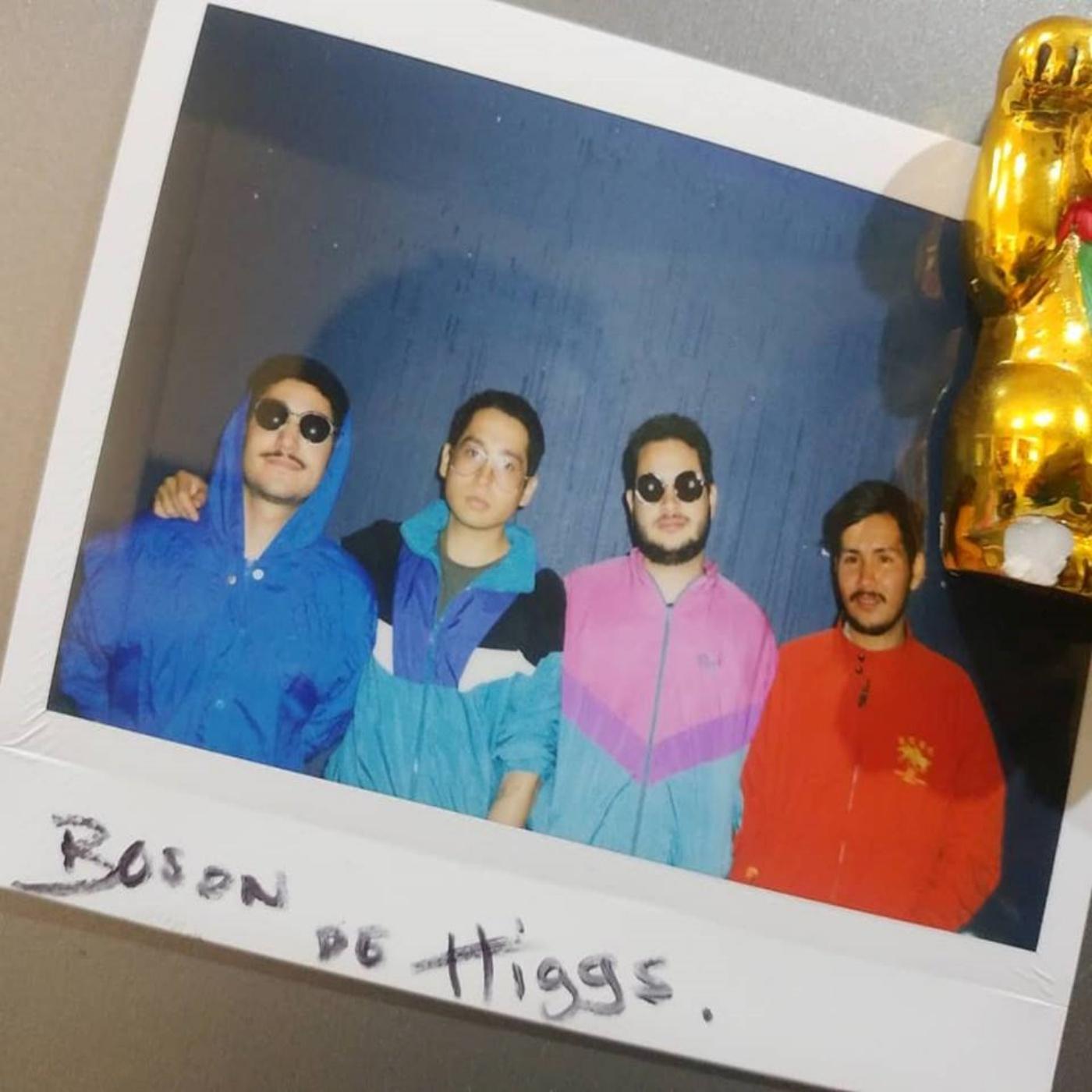 Entrevista con Boson de Higgs