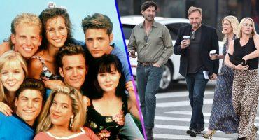 ¡Justo en los 90! Podría haber un reebot de Beverly Hills 90210 con los actores originales