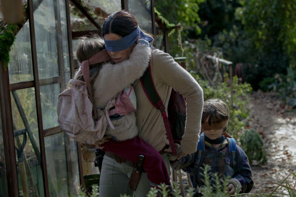 Checa el tráiler de 'Bird Box' con Sandra Bullock antes de su estreno en Netflix