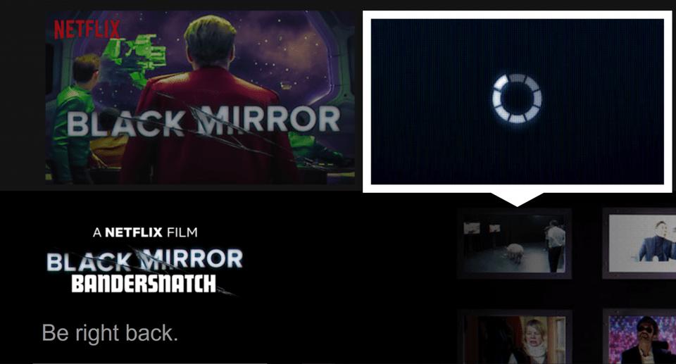 Habrá una película sobre la serie distópica de 'Black Mirror' en Netflix
