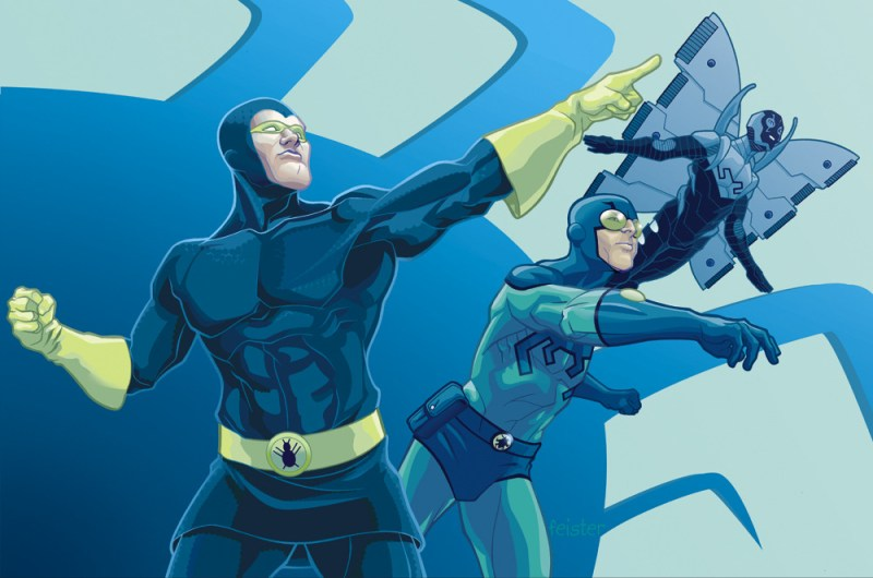 Conoce a Jaime Reyes, el primer súper héroe latino de DC Comics