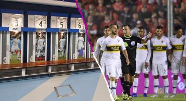 Boca será local en los vestidores del Bernabéu en la Final contra River