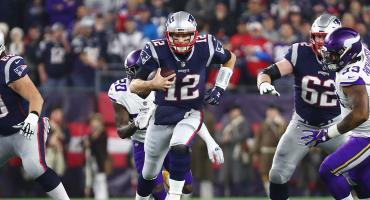 ¡Logro desbloqueado! Tom Brady alcanza la marca que tanto quería