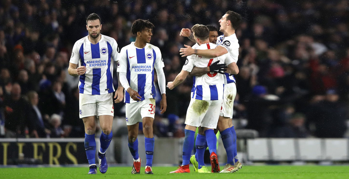 ¡Sólo en la Premier League! Brighton le vuelve a ganar al Everton 36 años después