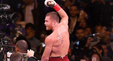 ¡De nuevo al ring! 'Canelo' Álvarez confirmó peleas para mayo y septiembre del 2019