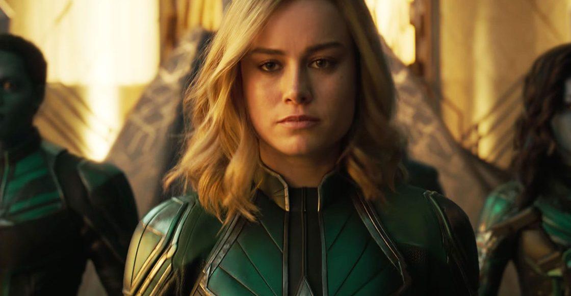 Women power! Mira el segundo tráiler de 'Captain Marvel'