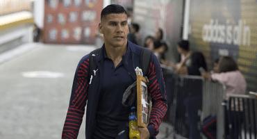 Salcido reparte leña a Cardozo en su despedida con Chivas: