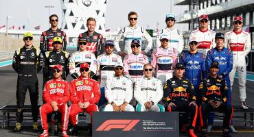 Pilotos de F1 eligen a Checo Pérez como el décimo mejor volante del año