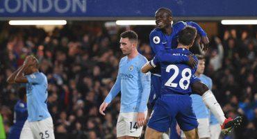 ¡Se acabó la racha! Manchester City perdió en la Premier League 21 partidos después
