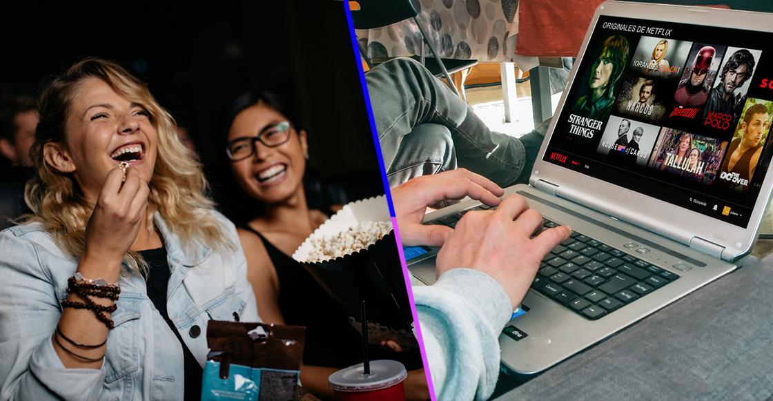 ¡Traz! Los servicios de streaming podrían tener mejores ingresos que el cine en 2019
