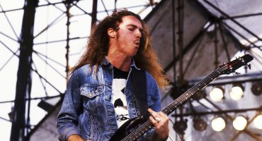 Checa an audio el debut del bajista Cliff Burton con Metallica en 1983