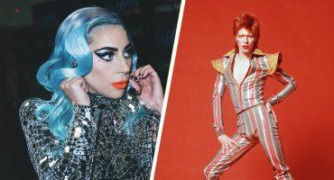 Lady Gaga covereó a David Bowie en su residencia de Las Vegas 😍